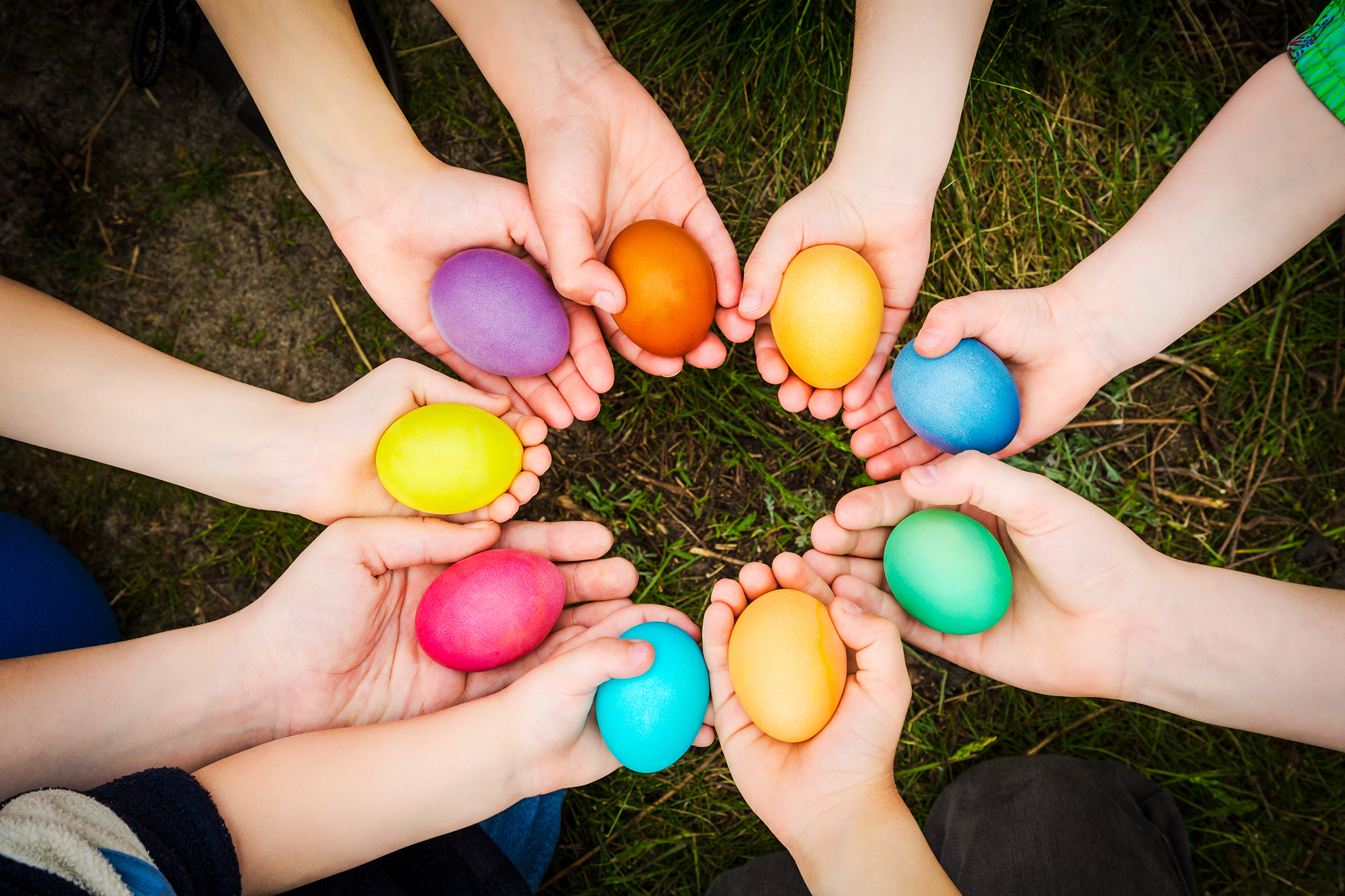 Egg-citing Easter Challenge with Science Oxford